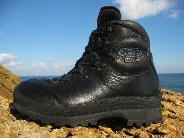 Горные ботинки SCARPA Gore-Tex® трекинговые