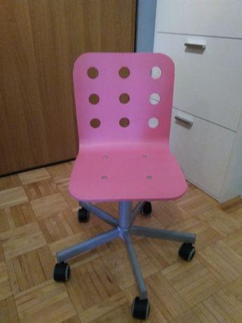 Krzesła biurowe JULES Ikea (2szt. Bemowo)