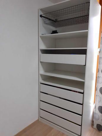 Szafa pax Ikea biała