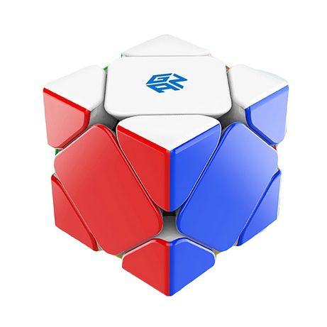 Кубик рубика Gan Skweb M скюб 2021 New кольоровий