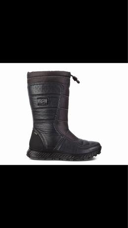 ECCO 38-39 оригинал сапоги ботинки