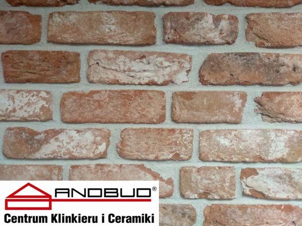 Stara cegła płytki do środka retro cegły do wnętrza ceglane cegły nowe