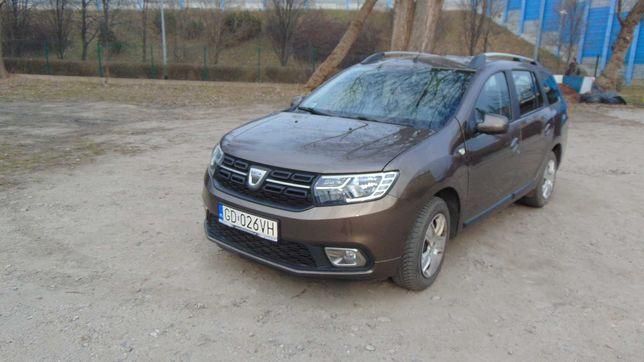 Dacia Logan MCV 2018 r z gwarancją producenta i pakietem serwisowym