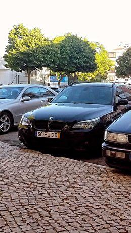 BMW 520d lci pack M