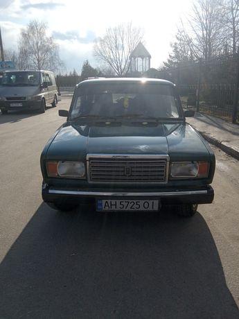 Продаю ВАЗ 2107.
