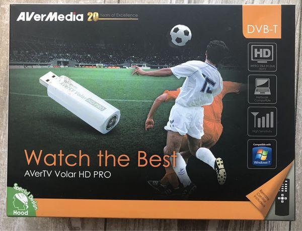 Tuner DVB-T USB AVer TV Volar HD PRO
