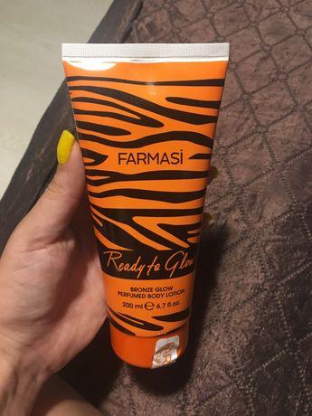 Farmasi Ready to glow Лосьон для тела с блеском шимер масло фармаси