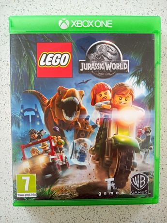 Gra xbox one Jurassic World LEGO
