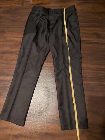 Spodnie eleganckie do komunii 140