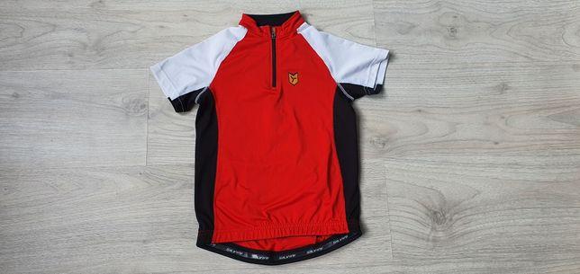 Koszulka kolarska junior Silvini 116/122