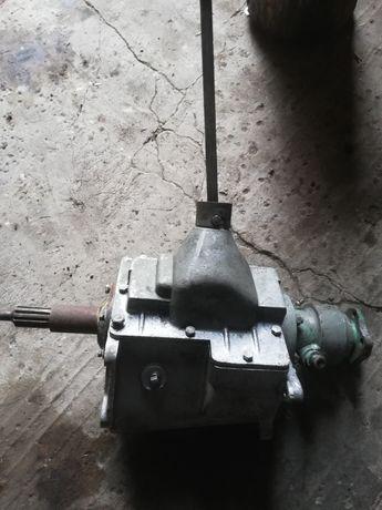 Skrzynia biegów ciągnik sam perkins