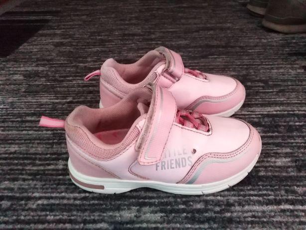 Buty świecące adidasy dziewczęce 27
