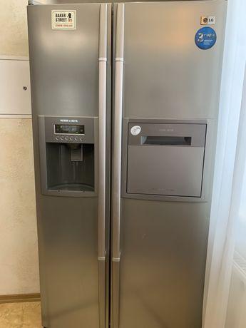 Холодильник LG side by side