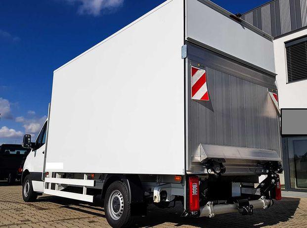 Wynajem auto dostawcze / kontener / winda!!! od 120zl/doba!!