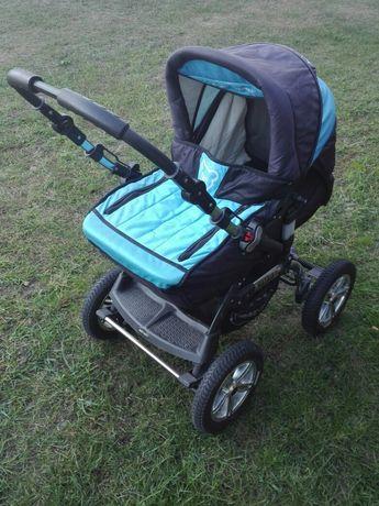 Wózek dziecięcy 2w1, spacerówka