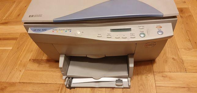 Drukarka urządzenie wielofunkcyjne HP PSC 500 kopiarka skaner