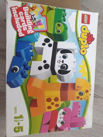 Lego Duplo zwierzęta