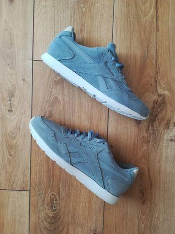 Nowe buty sportowe Reebok reeboki niebieskie błękitne sneakersy adidas