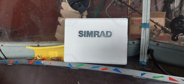 Єхолот Картплотеря SIMRAD с бокоым сканированием