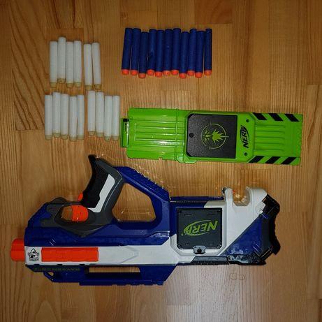 Pistolety Nerf 5sztuk. Gratisy.