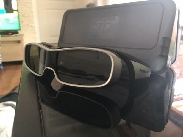 Okulary 3 D panasonic