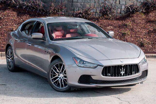 Maserati Ghibli SQ4 2015 // Авто з Америки..