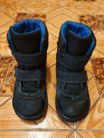 Дитячі зимові чобітки Ecco оригінал