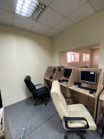 Компьютер + Моник + стол +стул