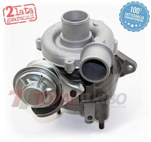 Turbosprężarka, turbina Toyota RAV4 2.0, Toyota Previa TD