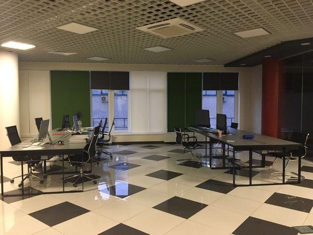 Функциональный офис в БЦ. Кловский спуск, 7 170 м2 н/ф без %