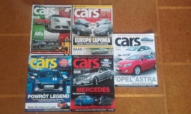 Cars - czasopismo motoryzacyjne