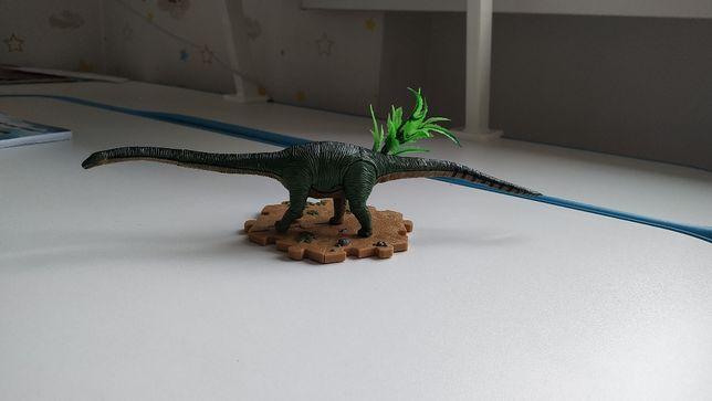 Головоломка конструктор пазл динозавр в ракушке