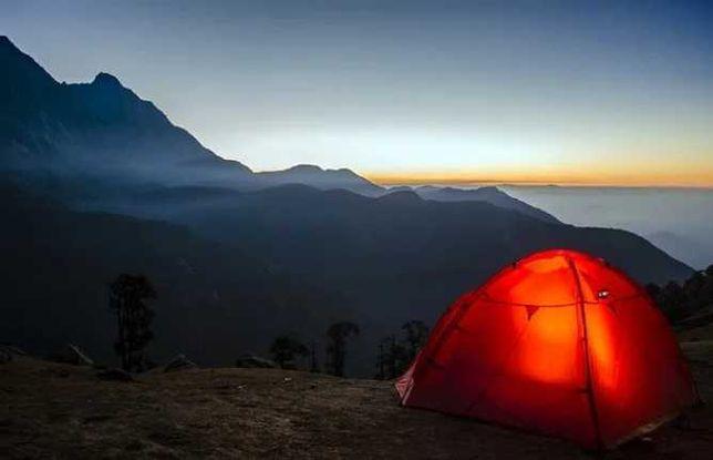 палатка не автомат Туристическая / Carco / 8-ми местная, Кемпинг