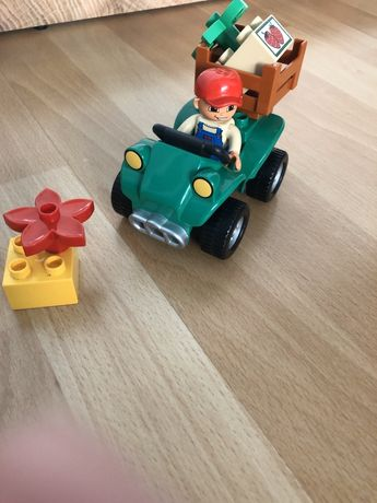 Klocki Lego duplo 5545 quad ogrodnik