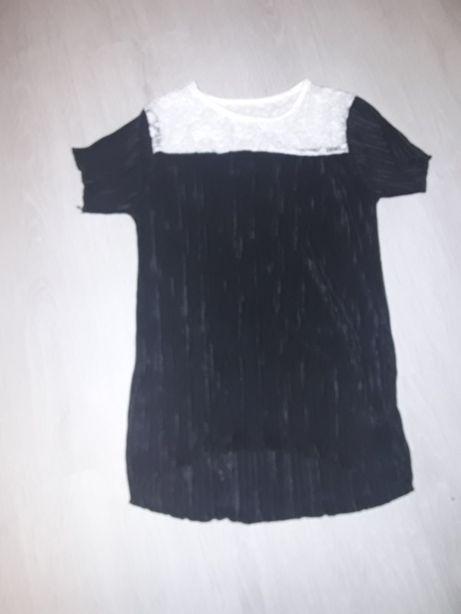 Bluzeczka czarna
