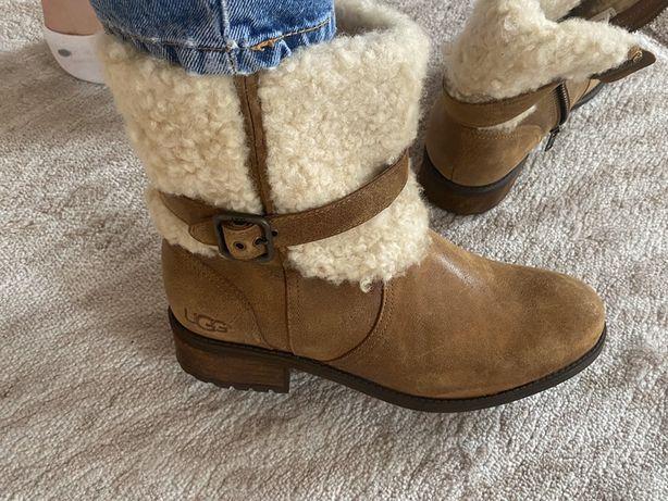 UGG черевики на широку ногу