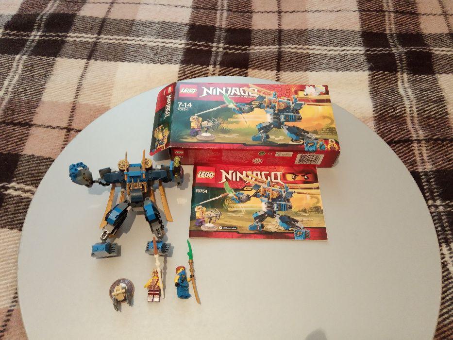 Конструктор LEGO Ninjago Летающий робот Джея (70754) оригинал Киев - изображение 1