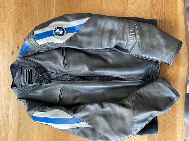 Kurtka Skórzana BMW Club Motorrad Oryginał ! Rozmiar XL Stan Idealny!