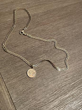 Sprzedam złoto złoty łańcuszek 585