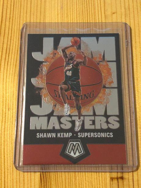 Karta NBA Shawn Kemp Jam Masters Mosaic