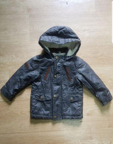 Детская курточка цвета хаки
