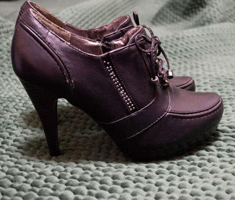 Туфли на каблуке 40 размер Черкассы - изображение 1