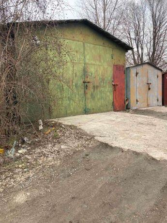 Металевий гараж 5х10 з ямою