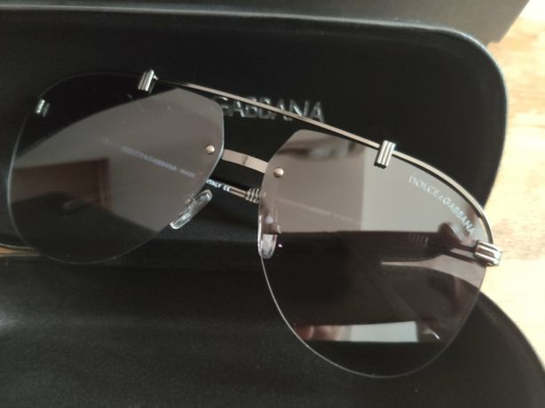 Dolce Gabbana авиатор  очки