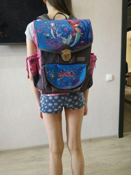 Рюкзак девочка