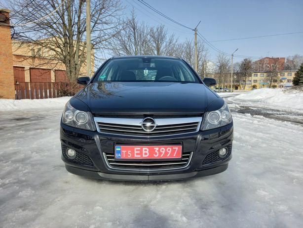 Opel Astra H OPC LINE FULL 1.8 газ