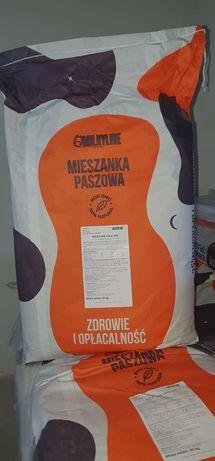 Milkyline Ultra Len 20Kg Mleko Zastępcze
