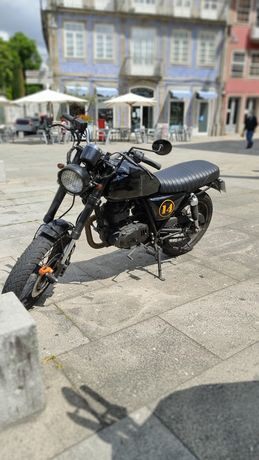 Moto Bullit Hunt S125