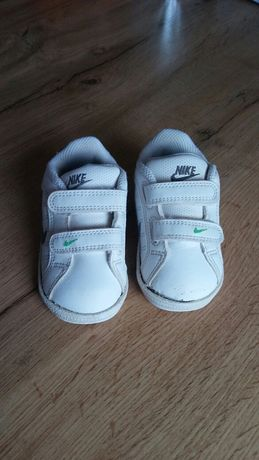 Buciki Nike roz 21