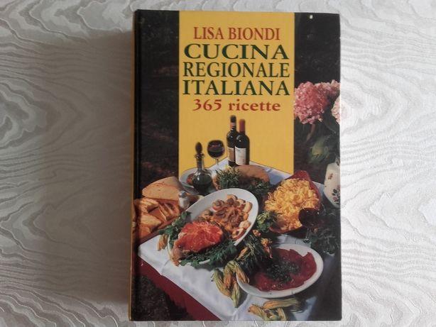 Kuchnia włoska regionalna w języku włoskim